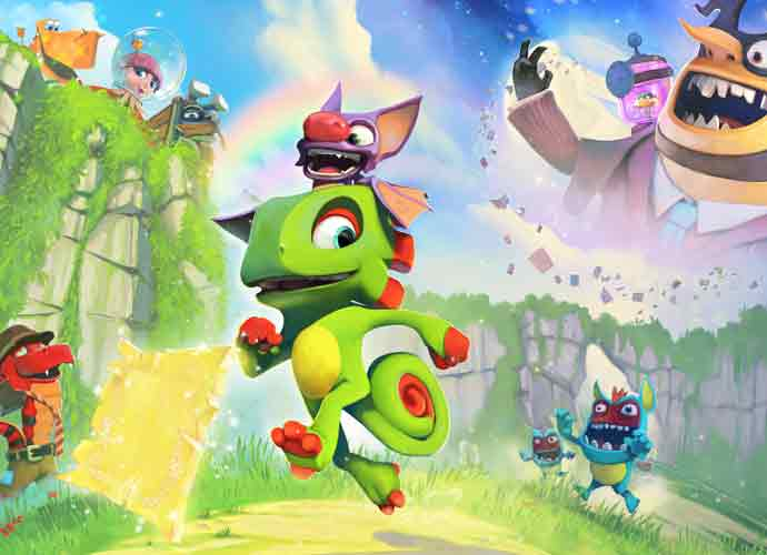 'Yooka-Laylee' Game Review: What's Up With That?