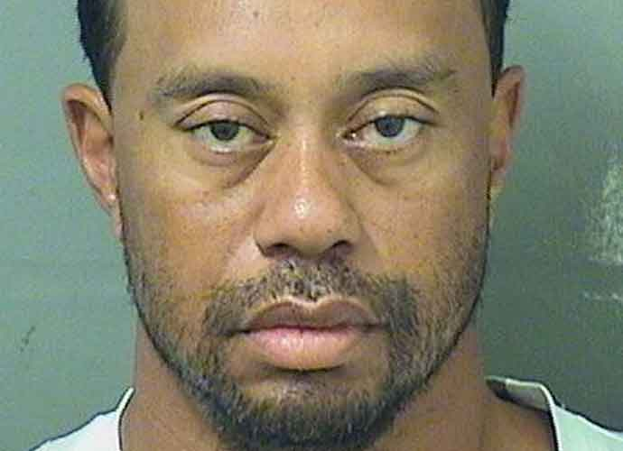 Tiger Woods Arrested On Suspected DUI, Mug Shot Released