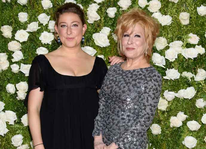Bette Midler & Daughter Sophie Von Haselberg Attend Tony Awards