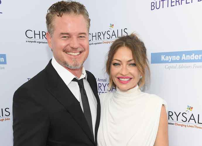 Eric Dane Makes First Public Appearance Since Announcing Struggle With Depression