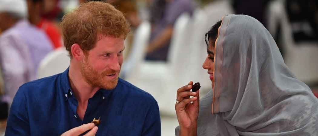 Prince Harry Joins Prayers For London Bridge Victims During Ramadan Dinner In Singapore