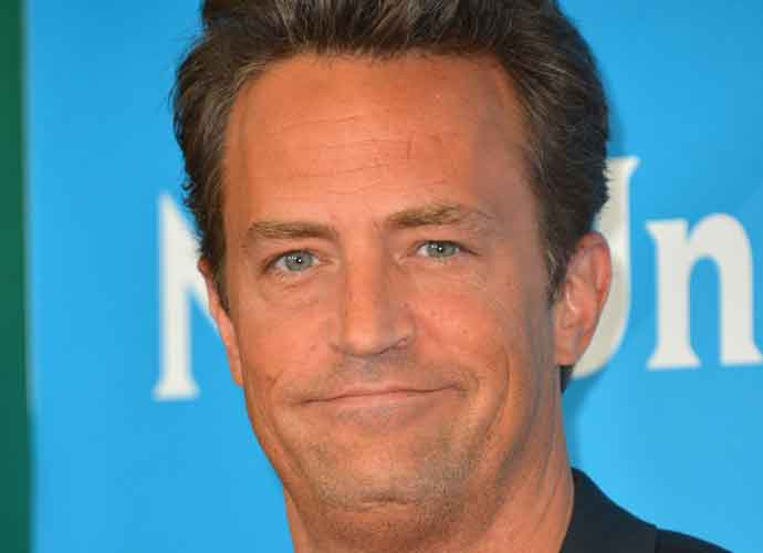 Matthew Perry Becomes Last 'Friend' To Join Instagram