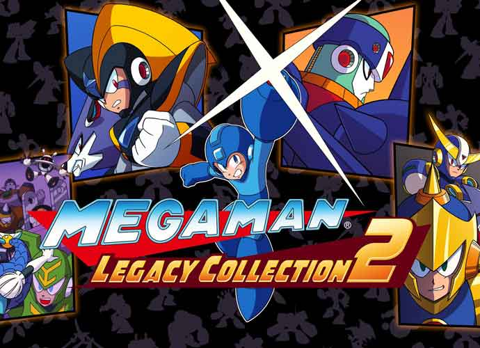 'Mega Man Legacy Collection 2' Will Blast This August
