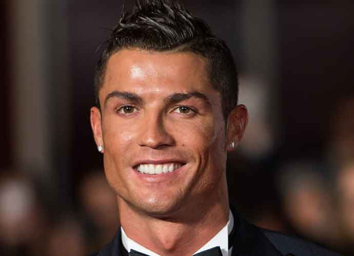 Cristiano Ronaldo Posts Photos Of New Born Twins, Eva & Mateo