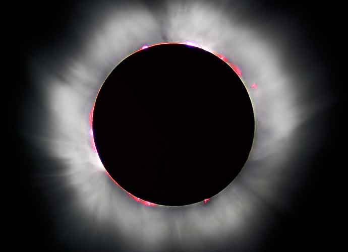 Where Is The Best Place To View Monday's Total Solar Eclipse?