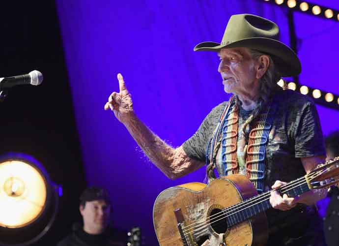 Willie Nelson Says He's Quit Smoking Pot Because It Almost Killed Him [Concert Ticket Info]