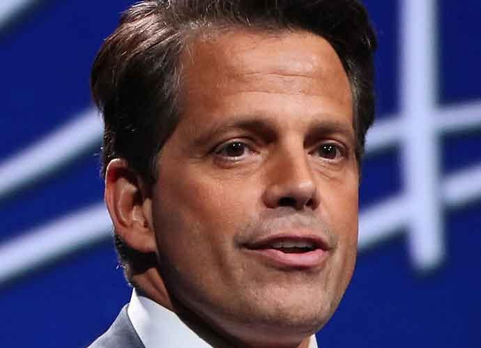 Anthony Scaramucci To Co-Host 'The View's' 'Guy Day Friday'