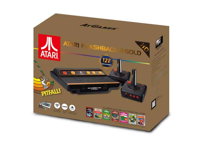 Atari Flashback 8 Consoles Will Provide Nostalgia & Entertainment In September [GAME LIST]