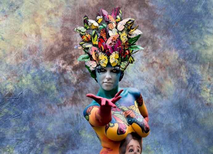 The 20th World Bodypainting Festival Kicks Off In Austria [PHOTOS & VIDEO]