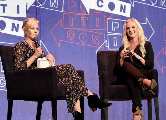 Chelsea Handler & Tomi Lahren Debate At Politicon In California