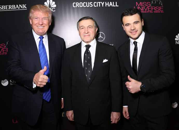 Who Is Emin Agalarov, Russian Pop Star Involved In Donald Trump, Jr. Meeting?