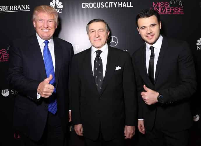 Who Is Emin Agalarov, Russian Pop Star Involved In Donald Trump, Jr. Meeting?
