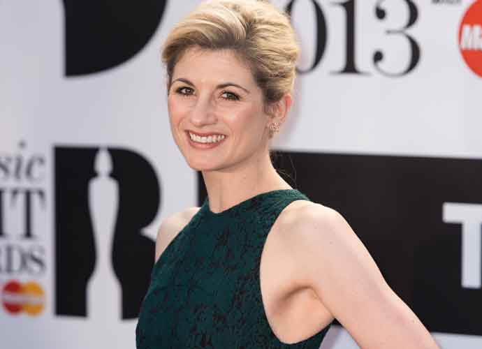 Jodie Whittaker Becomes First Female 'Doctor Who'