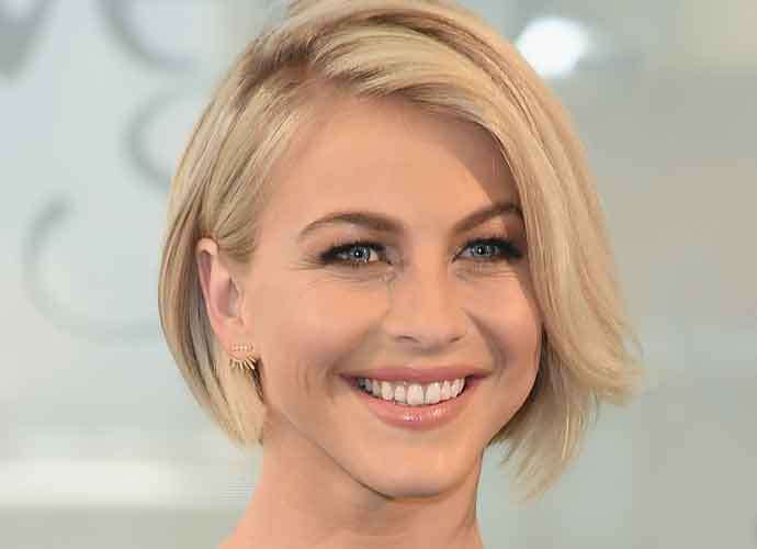 Julianne Hough Reveals She 'Isn't Straight'