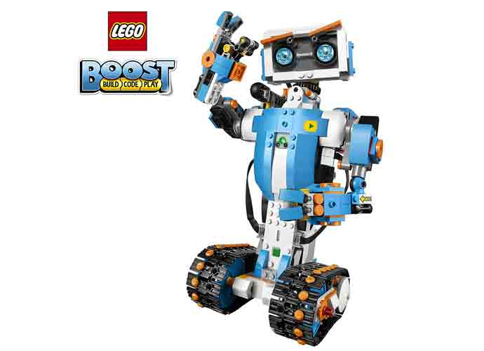 Lego Boost Review: Build & Give Life To Your Creations