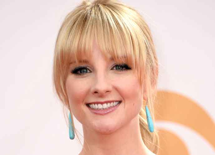 'Big Bang Theory' Star Melissa Rauch Pens Essay About Pregnancy & Miscarriage