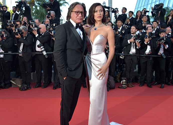 Mohamed Hadid, Gigi & Bella Hadid's Dad, Starts Third Career As Handbag Artist [PHOTOS]