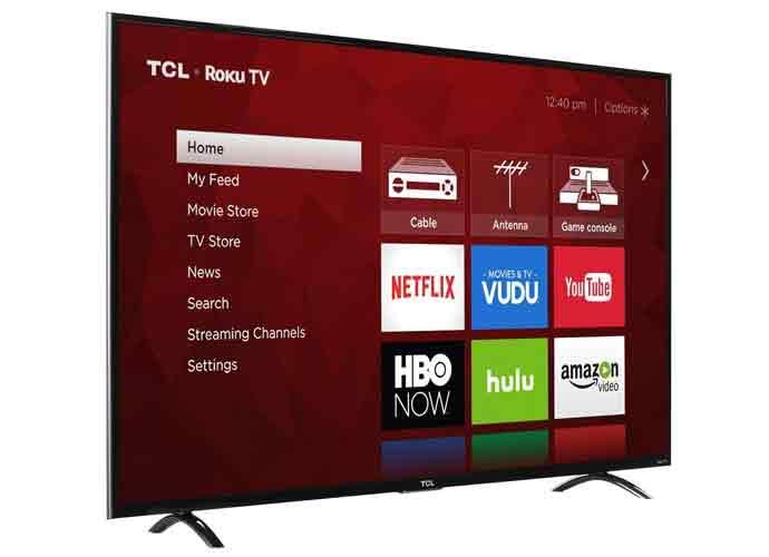 TCL P-Series Roku Smart TV: A Beautiful Choice