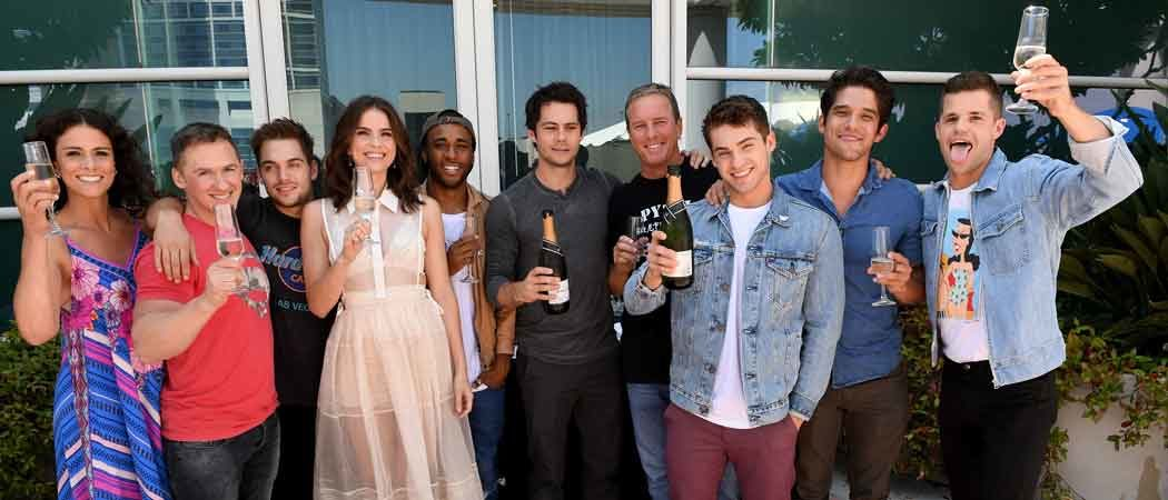 'Teen Wolf' Cast & Creators Take Comic-Con Stage One Final Time