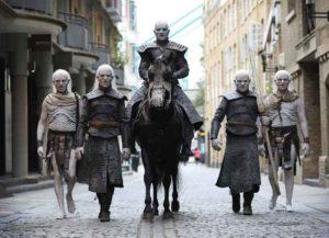 'Game Of Thrones' Season 7, Episode 6 Recap: Daenerys Loses Dragon To White Walkers