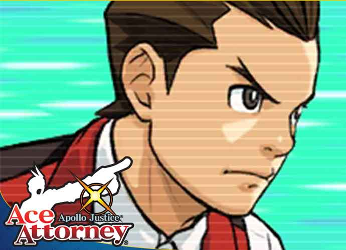 Gotcha! 'Ace Attorney: Apollo Justice' Will Join The Nintendo 3DS Library This November
