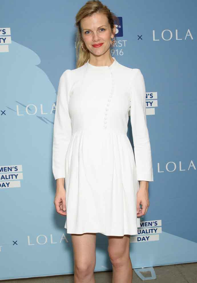 Brooklyn Decker Attends Keds Women's Equality Day Event