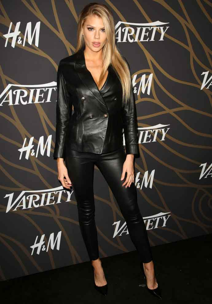 Charlotte McKinney Attends Variety's Power Of Young Hollywood Event