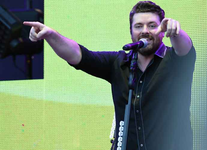 Musician Chris Young Donates $100,000 Towards Relief For Victims Of Hurricane Harvey