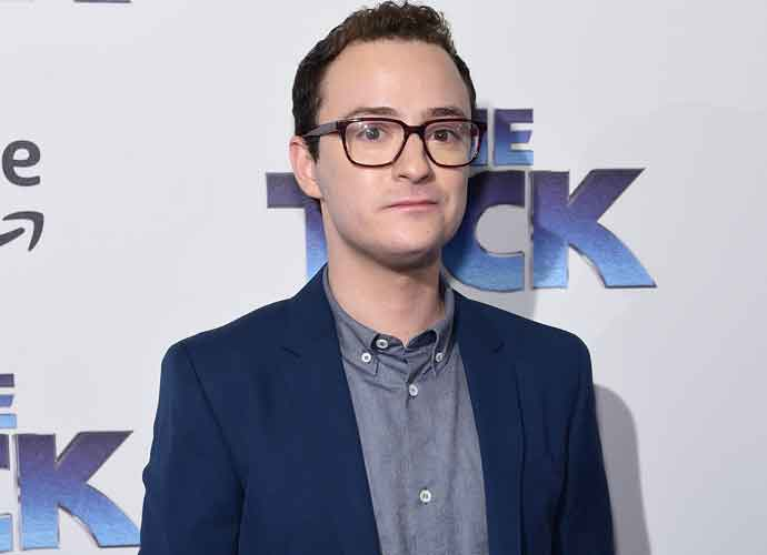 Griffin Newman & Valorie Curry On Amazon's 'The Tick' [VIDEO EXCLUSIVE]