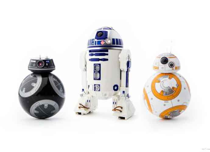R2-D2 & BB-9E Will Soon Join Sphero's 'Star Wars' Collection