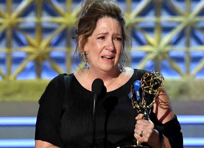 Ann Dowd Shocked To Win Best Supporting Actress For 'Handmaid's Tale'