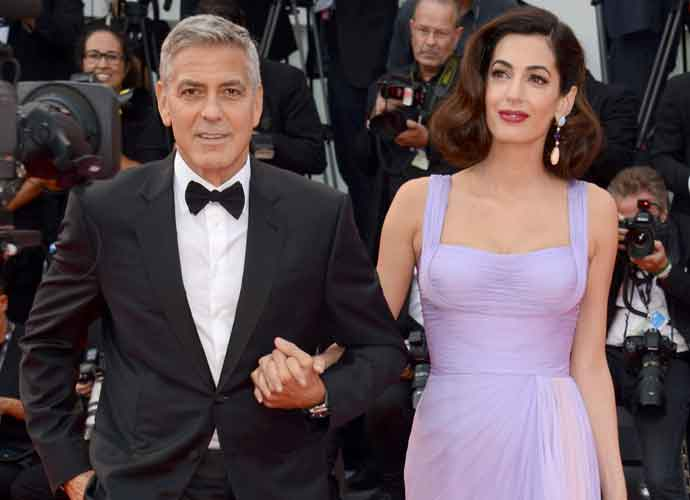 George Clooney Receives American Film Institute's Lifetime Achievement Award [VIDEO]