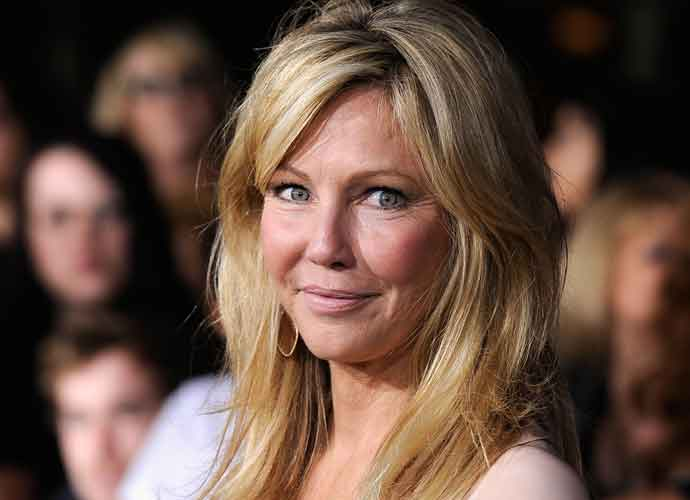 Heather Locklear Reportedly Hospitalized After Driving Porsche Into A Ditch