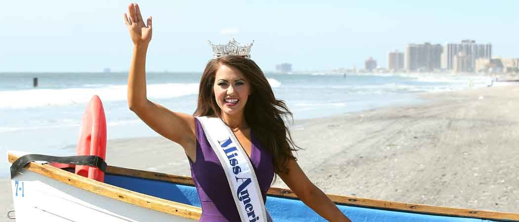 Miss North Dakota Cara Mund Named Miss America 2018