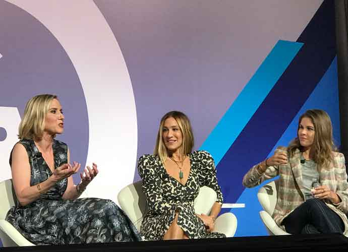 Sarah Jessica Parker Shares Her Instagram Tips At New York Advertising Week