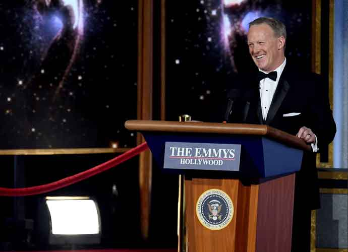 Sean Spicer To Compete In Upcoming Season Of 'Dancing With The Stars'