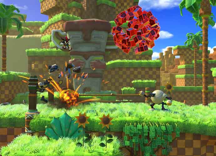'3-D Sonic Forces' Game Review: What We Want Vs. What We Get