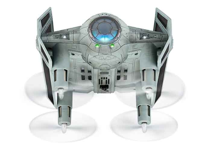 Star Wars Battle Quads Drones Will Provide Authentic Dogfights
