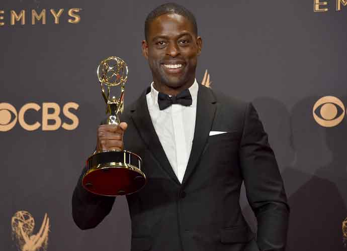 Sterling K. Brown Gets Played Off By Emmys Band During Acceptance Speech, Finishes Backstage