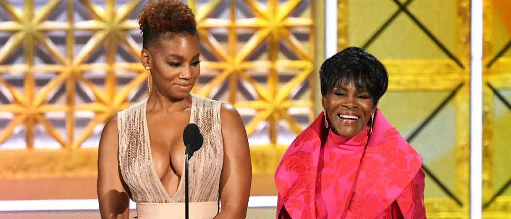 Cicely Tyson Hit With Stage Fright While Presenting Emmy, Receives Standing Ovation