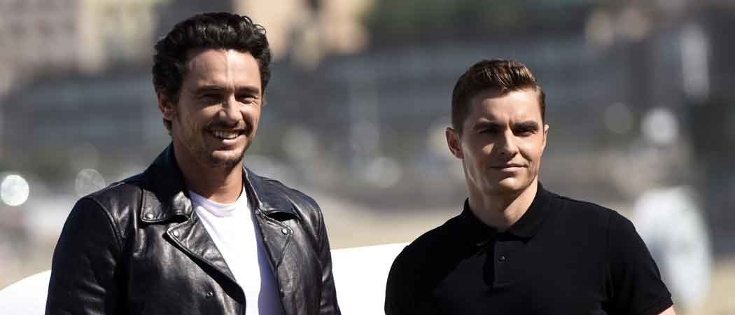 Dave & James Franco Attend Photocall For 'The Disaster Artist' At San Sebastian Film Festival