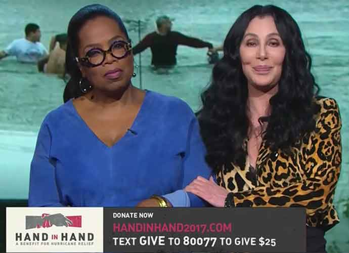 'Hand In Hand' Telethon Raises $44 Million For Survivors of Hurricanes Harvey & Irma [WATCH]