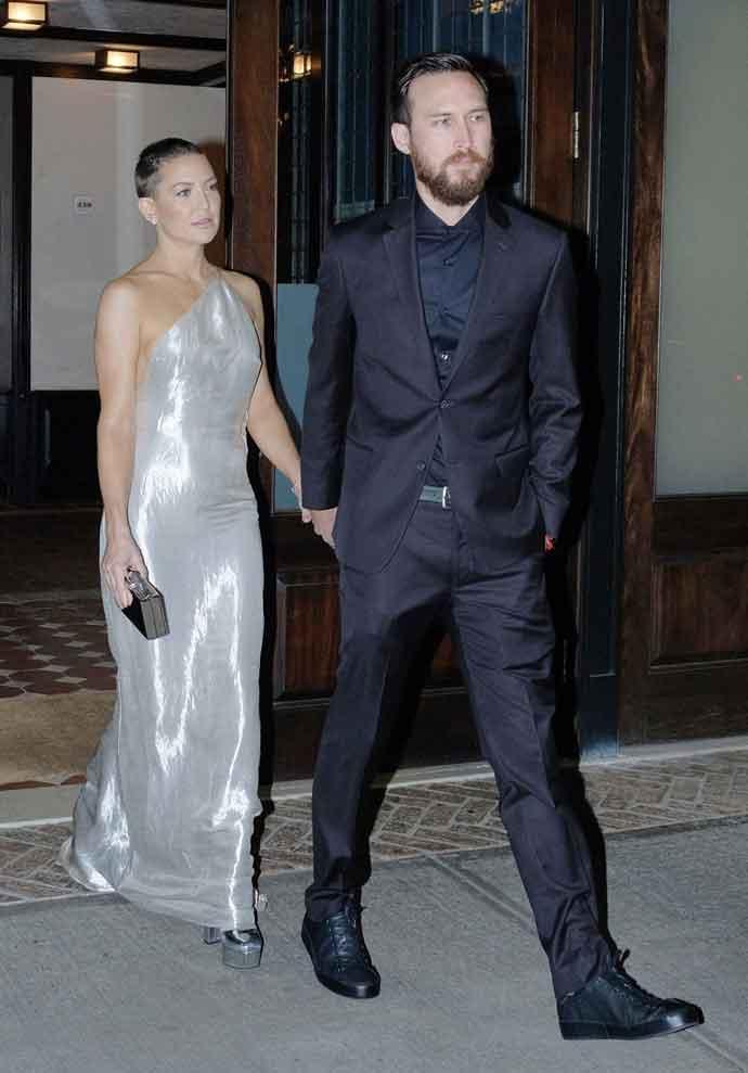 Kate Hudson & Boyfriend Danny Fujikawa Attend 'Marshall' Premiere