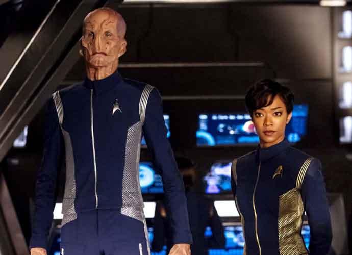 'Star Trek: Discovery' Is Welcome Return To 'Star Trek' Universe