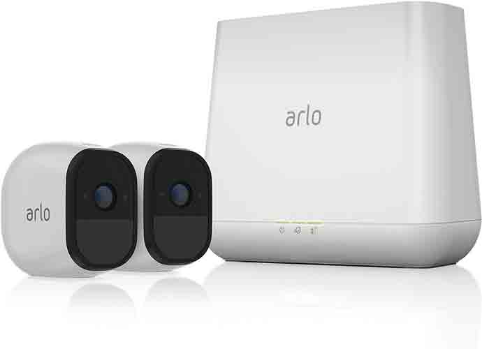 Arlo Pro 2 Review: Protects Your Property