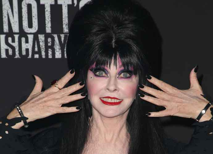 Elvira Comes Out As A Lesbian In New Memoir