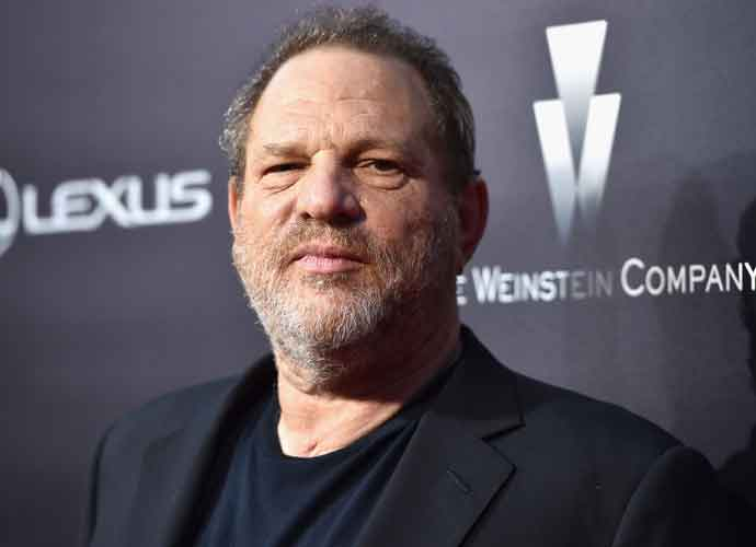Harvey Weinstein Confronted At A New York Event For Young Performers