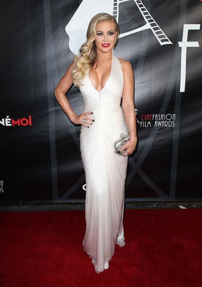 Carmen Electra Shines At CineFashion Film Awards