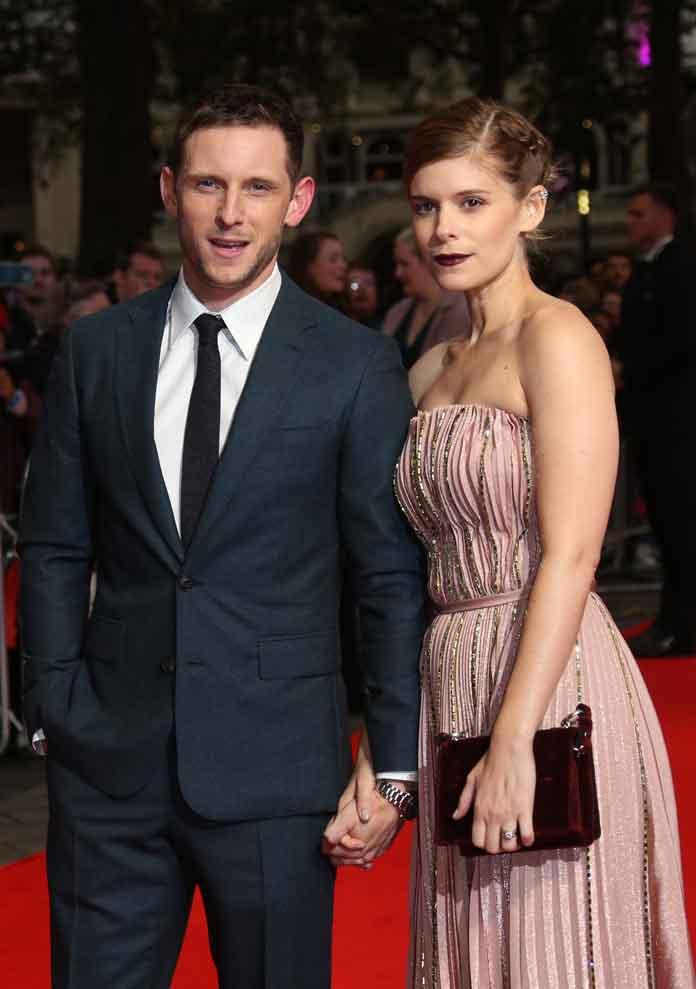 Kate Mara & Jamie Bell Attend 'Film Stars Don't Die In Liverpool' Premiere