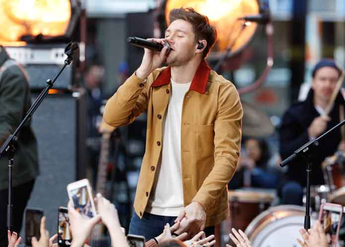 Niall Horan Performs New Album 'Flicker' On The 'Today' Show